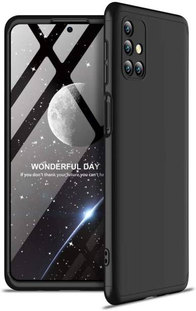 SKIN WORLD Front & Back Case for Samsung Galaxy M31s
