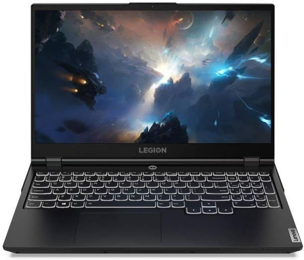 Lenovo Core i5 10th Gen - (8 GB/256 GB SSD/Windows 10/NVIDIA GeForce GTX) 82AU004QIN Gaming Laptop