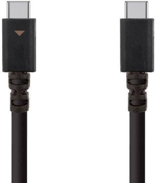 Blazar Phone To Phone Charge, Data Transfer & Many More From Type C To Type C Phones 2.4 A 0.5 m USB Type C Cable