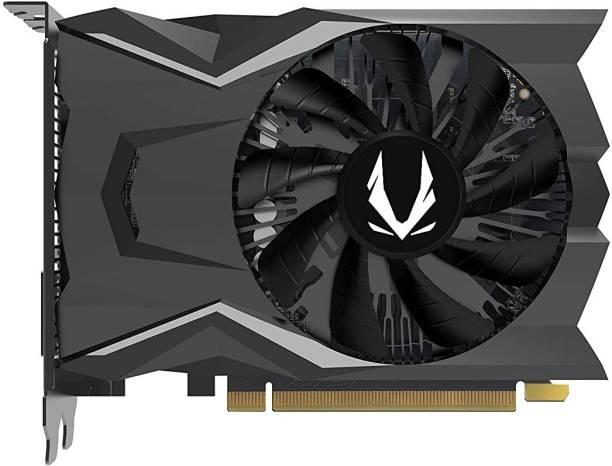 ZOTAC NVIDIA GeForce GTX 1650 OC 4 GB GDDR6 Graphics Card