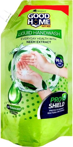 Good Home Pro Shield Liquid Hand Wash Refill Pouch