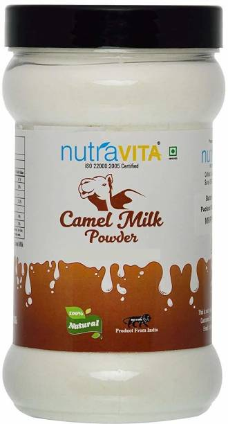 Nutra Vita Camel (Freeze Dried,Gluten Free, No Additives, No Preservatives) Milk Powder