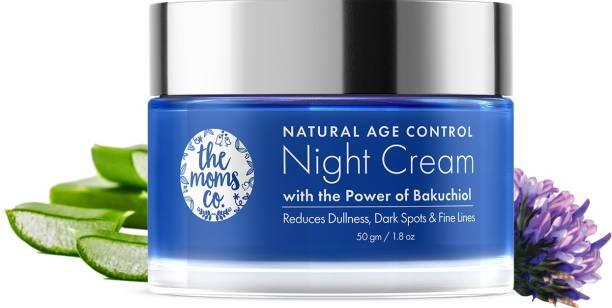 The Moms Co. Natural Age Control Night Cream (50 gm)