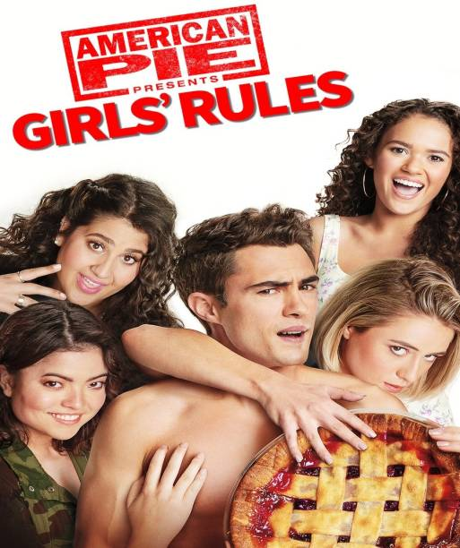 American Pie Presents: Girls' Rules (2020) in English clear HD print (it's durn DATA DVD play only in computer or laptop) it's not original without poster