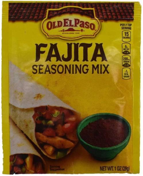 Old ELPaso Fajita Seasoning Mix Sauces