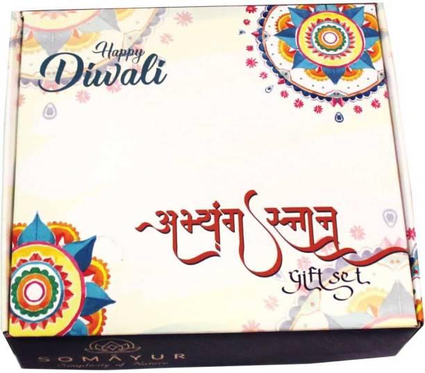 somayur Abhyanga Snan Gift Set