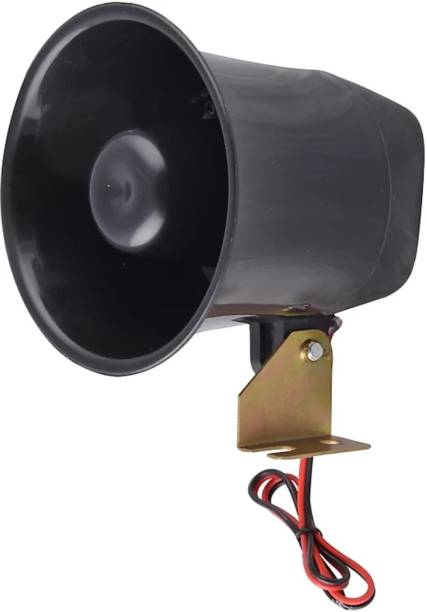 HI-TECH ACCESSORIES Horn For Universal For Bike, Universal For Car Universal For Bike, Universal For Car