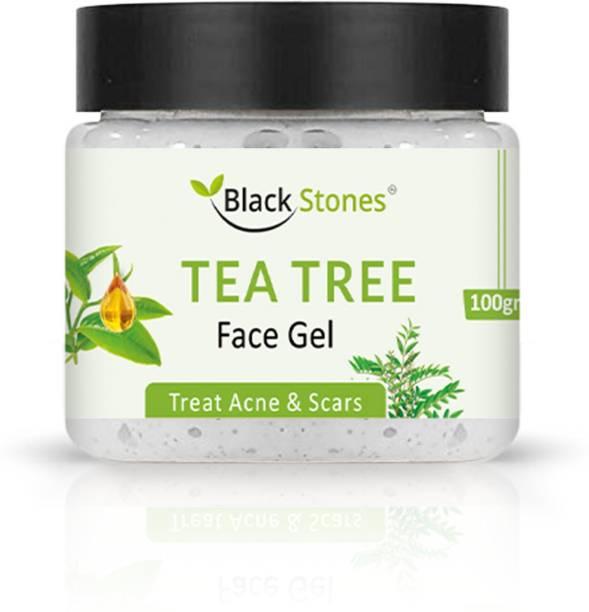 black stones tea tree face gel