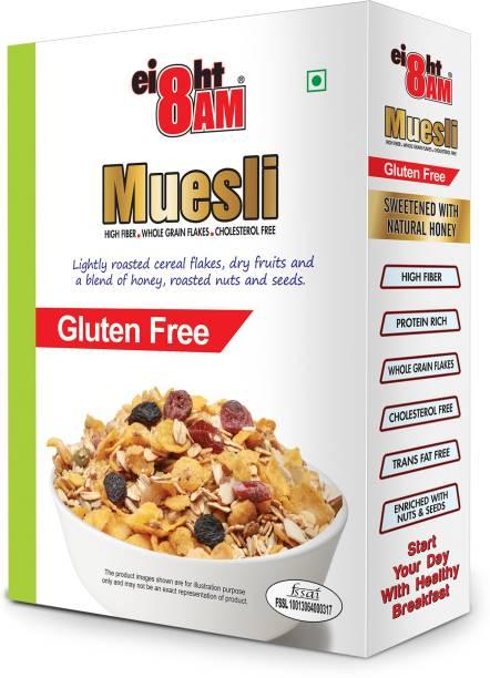 8AM by V. R. Industries Pvt Ltd Gluten Free Muesli