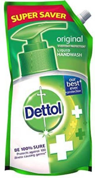 Dettol 750 Hand Wash Refill Pouch