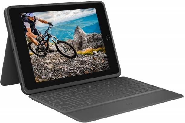 Logitech Rugged Folio Bluetooth Tablet Keyboard
