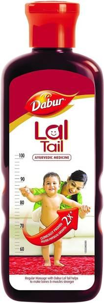Dabur Lal Tail 200ml ( Pack of 3 )