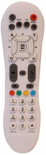 SHAILRON Videocon D2H Tv Set Top Box Remote VIDEOCN DTH SETTOP BOX REMOTE Remote Controller