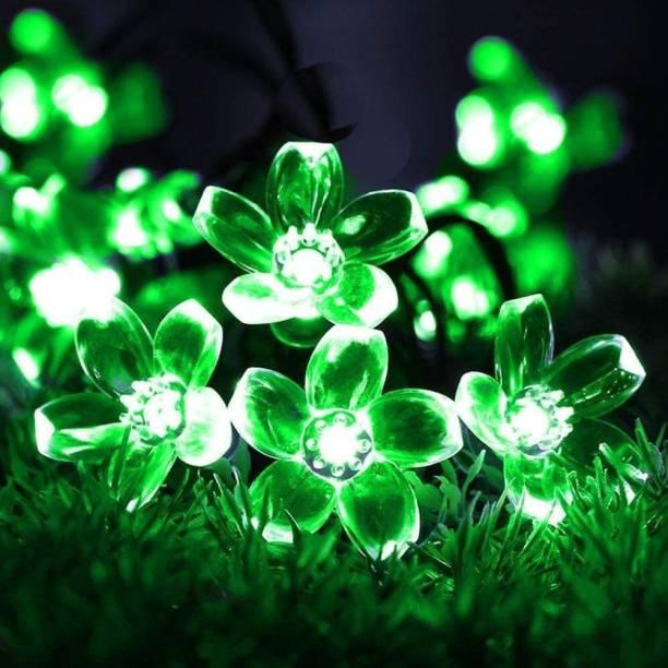 NISCO 118.11 inch Green Rice Lights