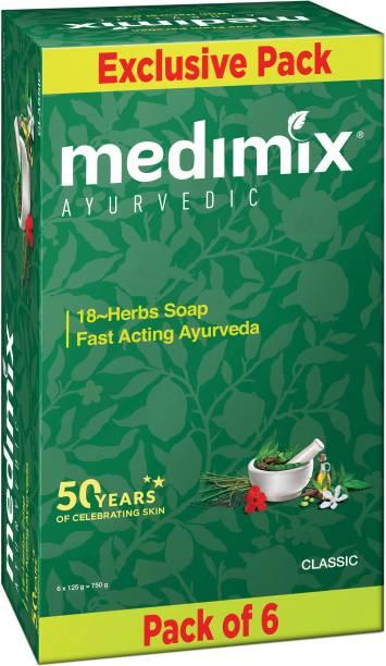 MEDIMIX Ayurvedic Classic 18 Herbs Soap