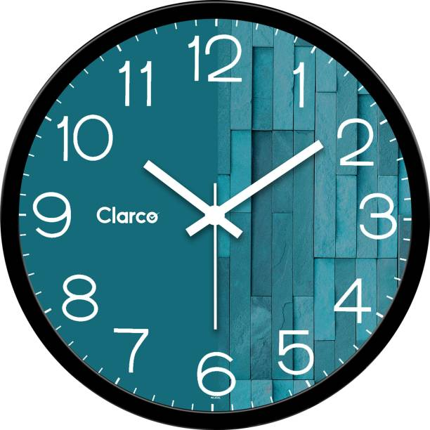 Clarco Analog 30 cm X 30 cm Wall Clock