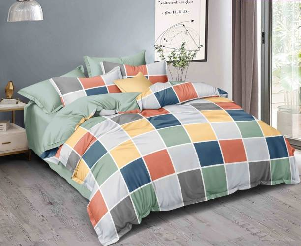 The Artsy Home Decor Polycotton Bedding Set