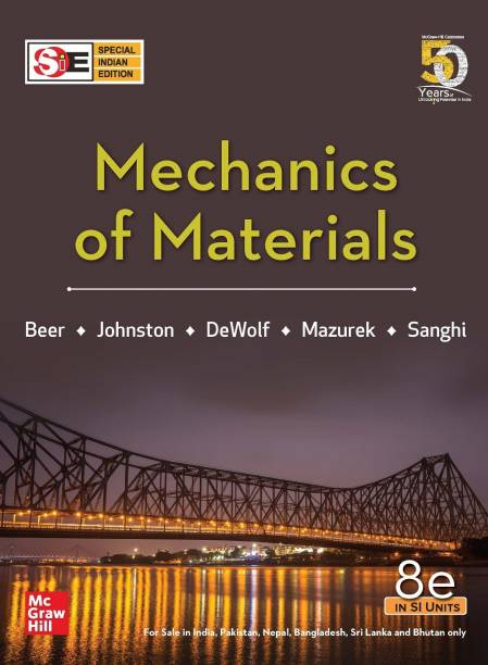 Mechanics of Materials | 8th Edition (in SI Units)