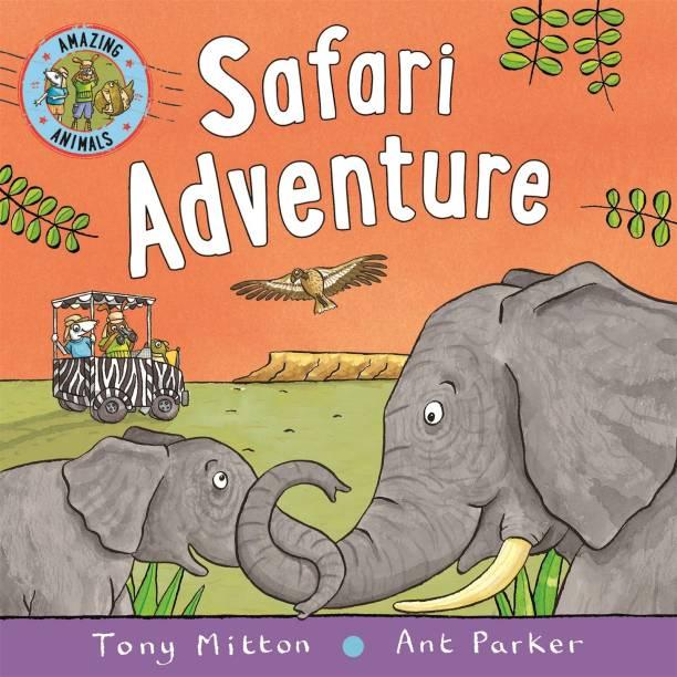 Amazing Animals: Safari Adventure