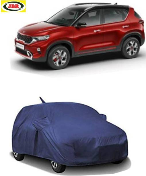 JBR Car Cover For Kia Sonet (With Mirror Pockets)