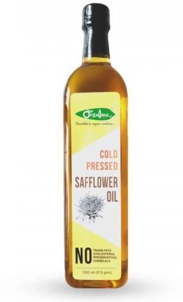 orgatma Cold Pressed Safflower Oil Safflower Oil Plastic Bottle