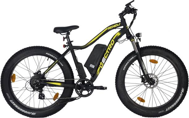 Hero Lectro Renew 26 inches Lithium-ion (Li-ion) Electric Cycle