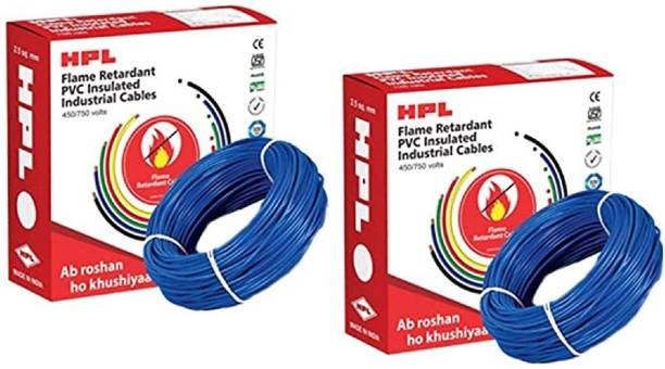 HPL FRPVC 1.5 sq/mm Blue 200 m Wire