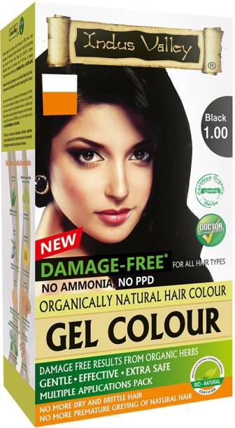 Indus Valley organically Natural , black 1.00