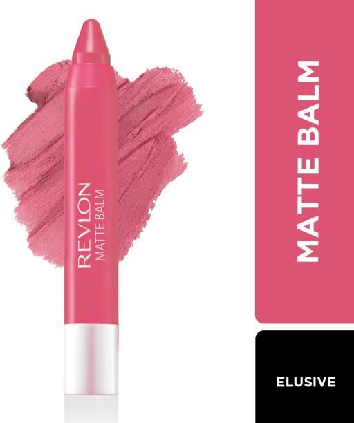 Revlon COLOR BURST MATTE BALM Lipsticks