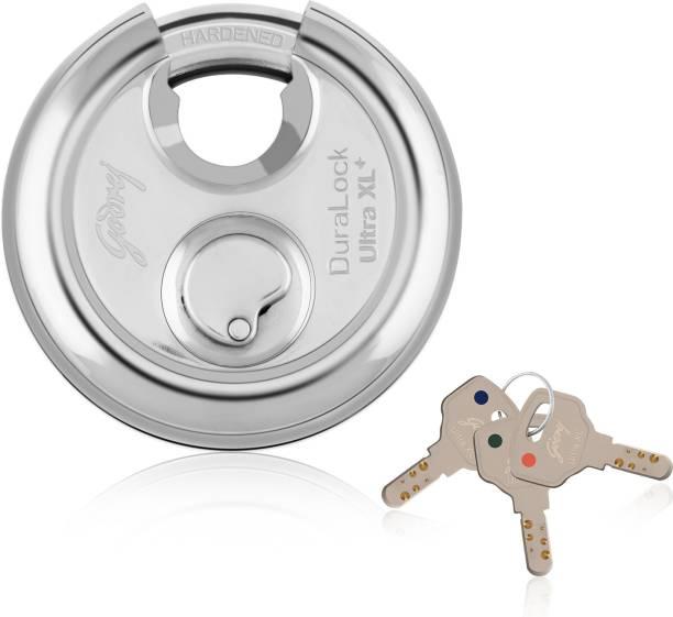 Godrej Duralock 3 Keys - 70 mm Lock