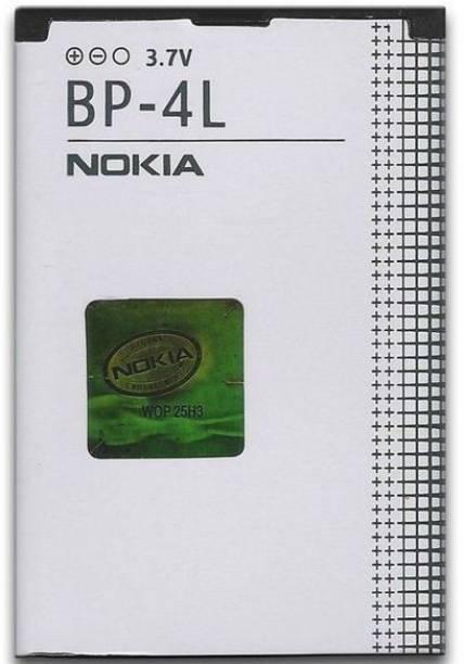 Ecart Mobile Battery For  NOKIA BP-4L Battery for Nokia E52, E55, E61, E61i, E63, E71, E71X, E72, E72i, E73, E90, E90i, E95, N97, N97i, N810, 6760 MBT-5979 (1500mAh)