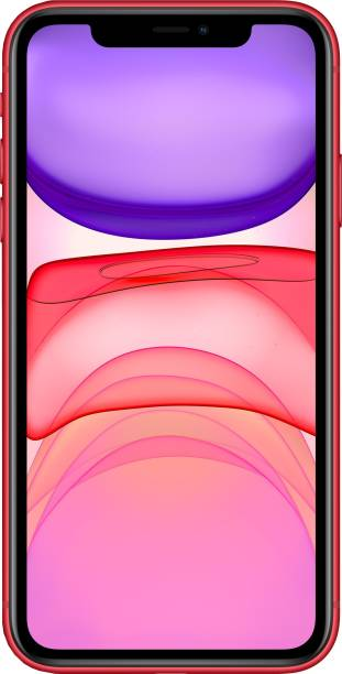 APPLE iPhone 11 (Red, 64 GB)