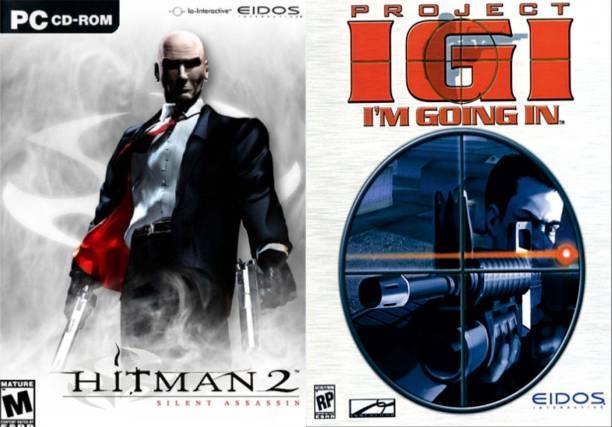 Hitman 2 & Project IGI 1 (Standard)