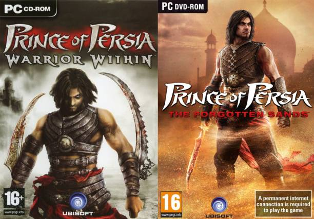 Prince of Persia The Warrior Within & The Forgotten Sands (Standard)
