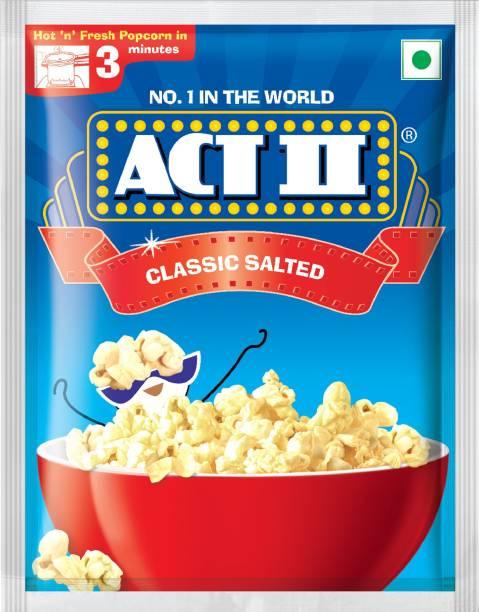 ACT II Classic Salted Popcorn