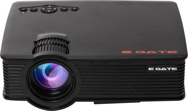 Egate i9 Pro Miracast HD 720p (2100 lm / 1 Speaker / Remote Controller) Portable Projector