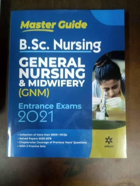 Bsc Nursing General Nursing & Midwifery 2021 Master Guide