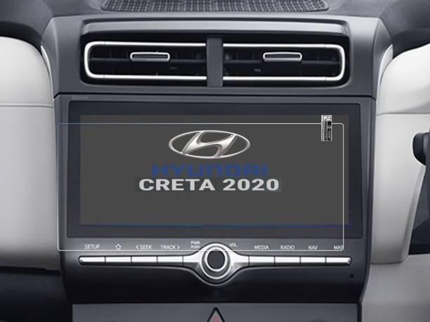 TODO DEALS Screen Guard for NEW HYUNDAI CRETA 2020 (10.25 Inch Infotainment)