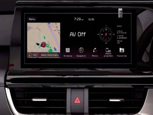 TODO DEALS Screen Guard for KIA SELTOS 1.5 HTX (Diesel) 10.25 Inch