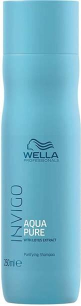 Wella Professionals Invigo Aqua pure Shampoo 250ml