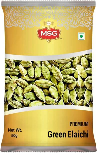 MSG Premium Green (Cardamom) Elaichi