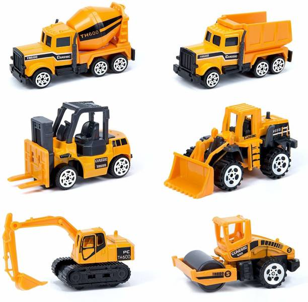 Toyshack Die Cast Mini construction Super builders.