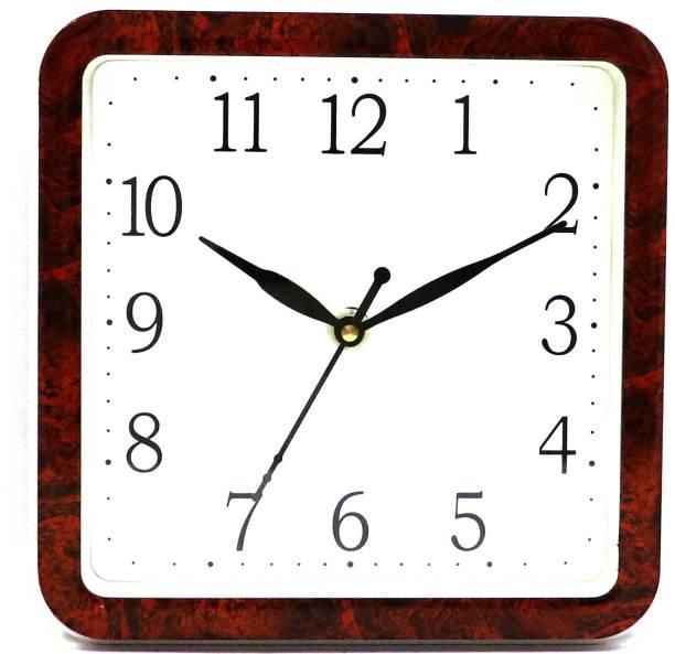 Sigaram Analog 21 cm X 21 cm Wall Clock