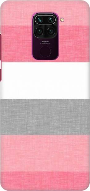 COBIERTAS Back Cover for Mi Redmi Note 9
