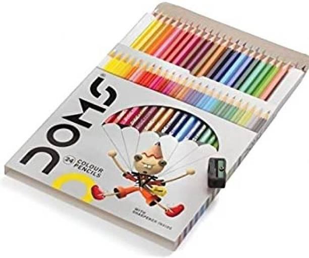 DOMS Signature HEXAGONAL Shaped Color Pencils