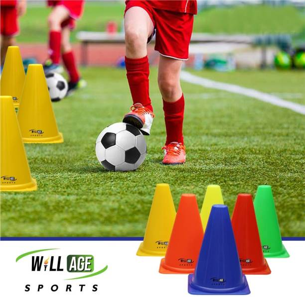 WILLAGE Cone Pack of 10