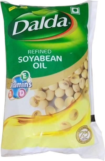 Dalda Soyabean Oil Pouch
