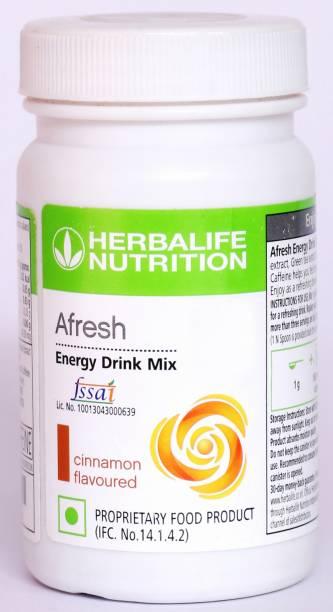 HERBALIFE A fresh Energy Drink Mix - Cinnamon Flavor 50g Energy Drink