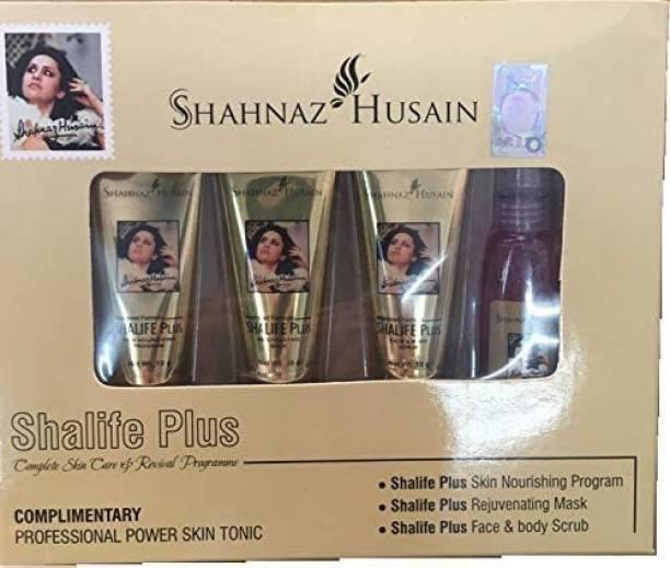 Shahnaz Husain Shalife plus kit (3in 1) 30gm+15ml