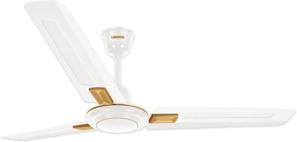 LUMINOUS Rapid Deco 1200 mm 3 Blade Ceiling Fan